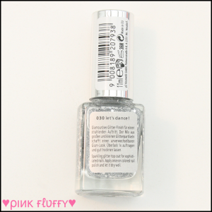 P2 Glamorous Finish Glitter Top Coat 30 Lets Dance 02